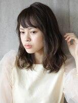 ノエルヘアー(Noel hair)抜け感たっぷりのレイヤーミディアムvol.2