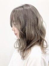 ヘアーコレクトニコ(hair collect nico)ミルクティーベージュ