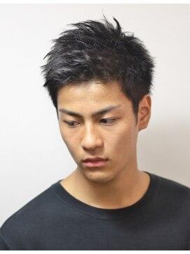 黒髪 短髪 イケメン 関西 ゲイ