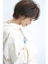 アンアミ オモテサンドウ(Un ami omotesando)【Un ami】《増永剛大》スッキリ×ふんわりマッシュショートボブ