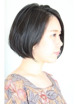 セカンドバイフォーシーズンズ(SECOND by Four Seasons)の写真/1人1人の髪質・クセ・頭の形などに合わせてカットしベースを創り、あなただけのスタイルをデザイン★