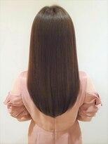 リル ヘアーデザイン(Rire hair design)【Rire-リル銀座-】極上艶髪♪髪質改善ミネコラトリーメント