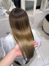 話題の髪質改善♪】TOKIOインカラミトリートメントでうる艶髪に!