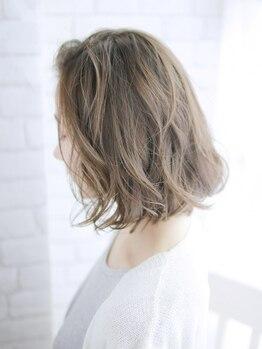 サロン ド クレア(salon de CLEA)の写真/【新導入★ADMIOカラー】髪質改善に特化したCLEAが選ぶ、髪に優しい最新ダメージレスカラー♪