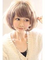 【Calon hair富小路】ショコラボブ