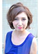 フレスカ へアンドメイク(FRESCA Hair&Make)フェミニンボブ
