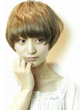 モールヘアー(MOOL hair) Short Bob 【due】