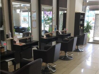 スパヘアー リップス 八幡山店(spa HAIR LIPS)の写真