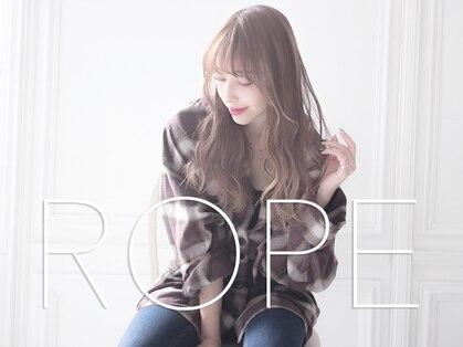 ロープヘアー 岐阜(ROPE hair)の写真