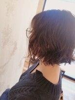 ヘアー ポッシュ(Hair POSH)ボブパーマ