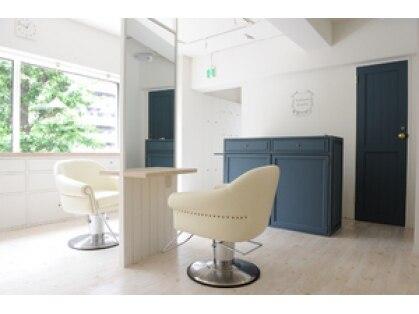 メゾン ドゥース ヘア サロン(maison douce hair salon)の写真