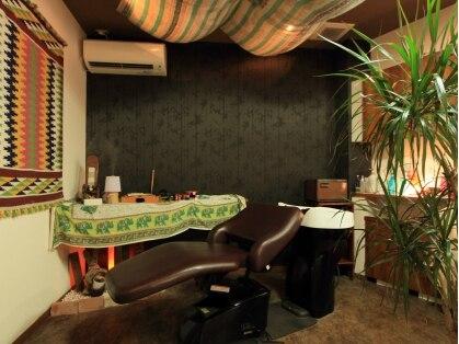ヘアー キューブ 桜木店(hair cube)の写真
