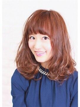 エスアール 真美ケ丘店(SR)大人かわいい☆小顔ロブ