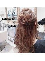 ラ ブランシュ 大宮(La Blanche)結婚式ヘアセット/大宮美容室/韓国ヘア/オージュア/髪質改善