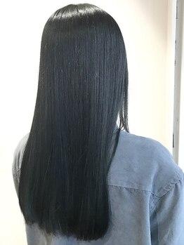 ケーオーエスビューティー(K O S beauty)の写真/【カット+縮毛矯正 平日限定価格9300円】髪質でお悩みの方にオススメ♪上質な薬剤で髪へのダメージをカット