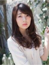 ハッチ ヘアーファクトリー 新所沢店(hacchi Hair Factory)【hacchi】新所沢☆大人可愛い上品ロング