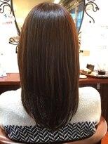 フィン(FiN by allure)【池袋の髪質改善専門店FiN by allure】まとまる髪はヘアエステ