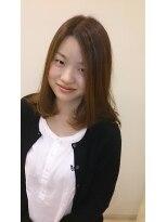 ファルコヘア 立川店(FALCO hair)爽やかレイヤーボブ