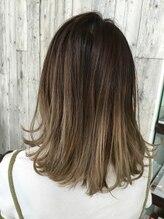 ムス ヘアー(MUSU HAIR)外国人風カラー