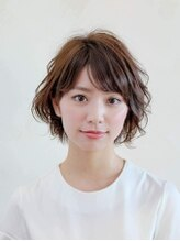 ヘアスタジオ エッジ 松井山手店(Hair Studio The edge)フェアリーボブ