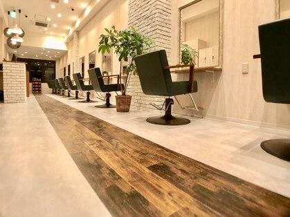 グラ デザイン アンド ヘアー 四条大宮店(GRAS DESIGN & HAIR)の写真