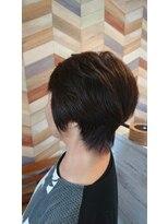 ルアナ ヘアー(Luana Hair)「LuanaHair」 女性 エイジレスショート ツヤ髪