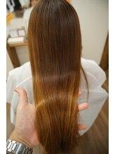 クレイヴ(CRAVE)髪質改善トリートメント縮毛矯正