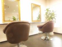 フランクヘア(FRANK HAIR)の雰囲気(ゆったり座って頂いて、しっかりとカウンセリングさせて頂きます)