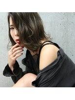 フェス カットアンドカラーズ(FESS cut&colors)ハイライトマットカラー【福岡美容室FESS】