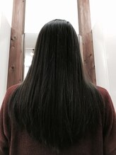 チャフ ヘアーアンドネイル(CHAFF hair&nail)エメラルドグレージュ