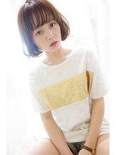 リリ(Lyri)ラフ&ピュアな今ドキボブ☆
