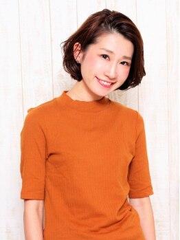 ヘアサロン リリィ(hair salon riri)の写真/ririのスタイルは「清楚&ナチュラル」