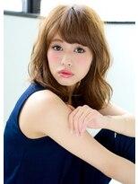 ソース ヘア アトリエ(Source hair atelier)【Source】スプリング☆フェミニンウェーブ