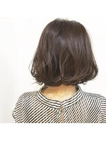 ソラ(SoRa)癖毛を活かしたパーマスタイル