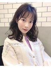 ラボヌールヘアーノーブル 新越谷店(La Bonheur hair noble)エアリーミディ☆