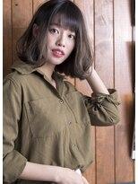 ヘアサロン リコ(hair salon lico)☆フェアリーウェーブボブ【hair salon lico.】03-6280-6978