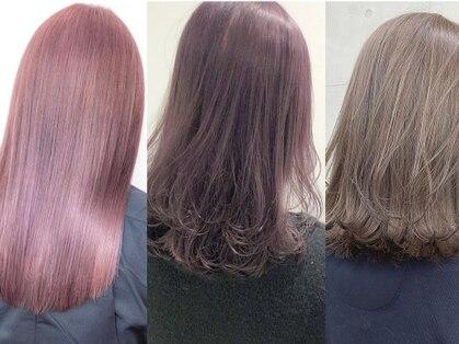 ヘアーデザイン ディードット(Hair design D.)の写真
