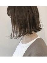 テラスヘア(TERRACE hair)切りっぱなし外ハネボブ