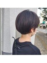 ヘアーメイク スクエア ウーノ(HAIR MAKE SQUARE uno)マッシュ系ショート