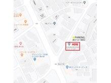カミゴコチ(KAMIGOKOCHI)の雰囲気(駐車場2台(すぐそば奥から4番目・5番目)郵便ポストのそば)