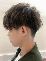 ベイジヘアークチュール(BEIGE hair couture)ツイストスパイラルマッシュ