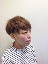テフテフヘアーメイク(tef tef hair make)大人ショート