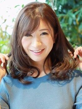 リリーアンドコー ヘアデザイン(Lily&Co hair design)の写真/くつろげる上質空間《Lily & Co hair design》髪をきれいにしながら、アロマの香りで心もリラックス☆