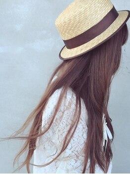 トトリ(totori)の写真/お客様の髪や地肌に優しい、オーガニックカラーを使用◎繰り返しカラーをしてもツヤ感としなやかさが違う♪