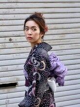 女性専用ヘアセットサロン バロック(BAROQUE)Akira No.18