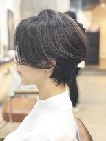エトネ ヘアーサロン 仙台駅前(eTONe hair salon)【eTONe】30代にオススメのショートボブ