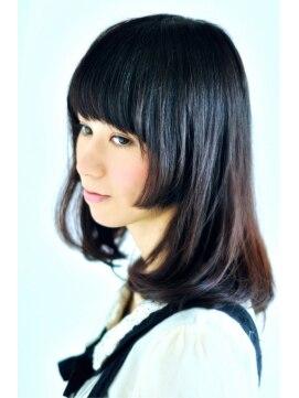 ヘアーアンドエステティック ヴェリス(hair&esthetic Velis)【Velis】ナチュ姫カット♪