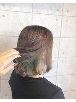ニューヨークニューヨーク 河原町三条店(NYNY)inner color × mint green *15