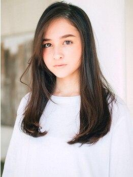 美容室 モンクール 亀戸店(Mon Coeur)の写真/有名人やモデルも御用達! 『TOKIOトリートメント』 で髪質改善◎ずっと触っていたいツヤ髪GET!