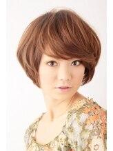 コンフェティ ルピナス山之手店(Confetti)ふんわりカーリーショート~Cカールで女子らしいヘアースタイル
